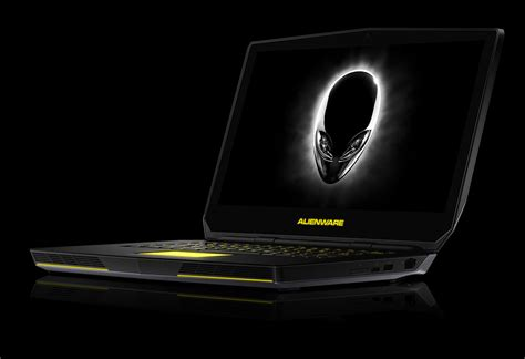 Laptop Alienware November gaming laptop dell alienware 15 into the