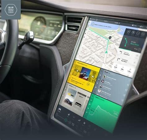 Tesla Ux 17 Best Images About Car Dashboard On Cars
