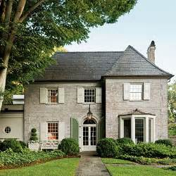 white wash brick rattlebridge farm another difficult color choice vote for exterior shutters