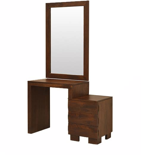 Walnut Finish Dresser by Waves Dresser Mirror With Walnut Finish By Home By Home