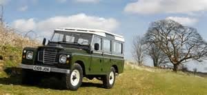 land rover defender 1948 2016 the manufacturer