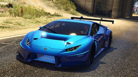 Where Is The Lamborghini In Gta 5 Lamborghini Huracan Gt3 Add On Tuning Gta5 Mods