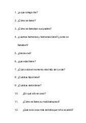 preguntas interesantes para hacerle a tu novia entrevista a mi abuelo