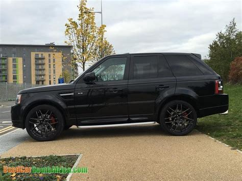 range rover cape town 2010 land rover range rover sport used car for sale in