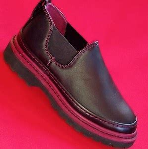 Sepatu Country Boots Slipon 61 http i ebayimg t new womens western chief romeo black purple loafers slip on shoes size 7