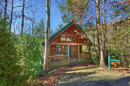 Secluded Cabin Rentals In Sevierville Tn by 1 Bedroom Cabin In The Smokies