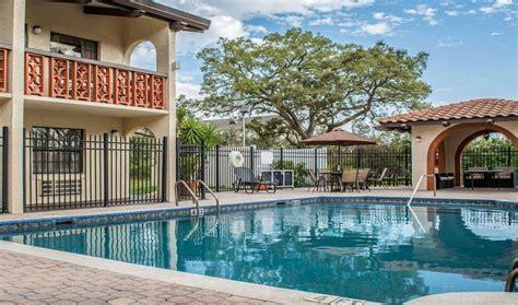 Quality Inn Busch Gardens Ta Fl by Quality Inn Suites Ta Brandon Near Casino Hotel