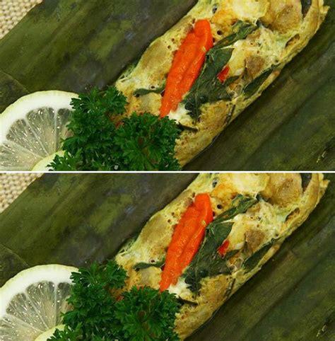 resep pepes jamur khas sunda  spesial county food