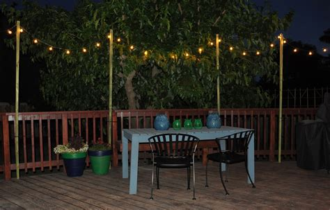Patio Sting Designs by Hanging Patio Lights Wonderful Home Design