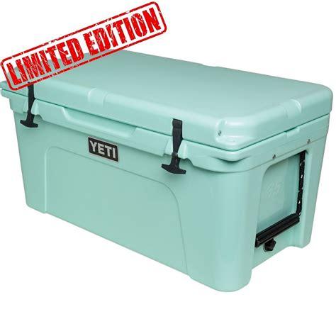 ebay yeti new yeti tundra 65 quart seafoam green hard side cooler