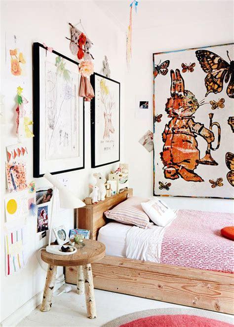 home decor childrens room minimalist bohemian kids room