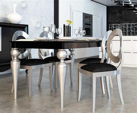 centro de mesa de comedor moderno comedor moderno elizabeth material dm densidad media mesa