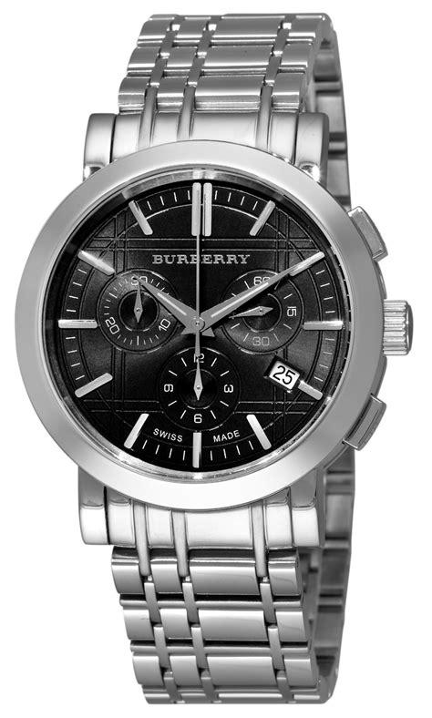 burberry heritage chronograph s model bu1360