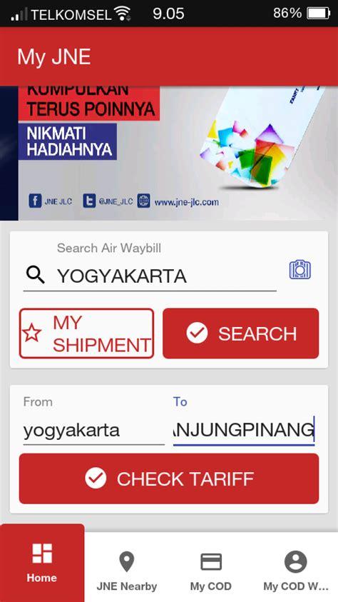 cek resi jne yogyakarta tanpa aplikasi myjne semua jadi ribet topik blog