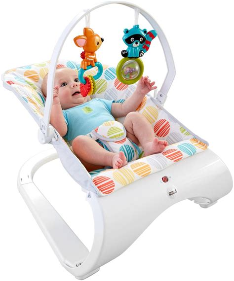 fisher price vibrating chair baby comfy seat overhead toys fisher price comfort curve bouncer vibrating chair