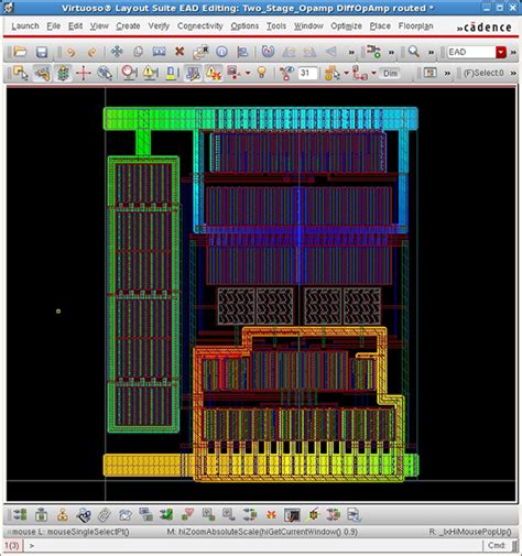 pcb layout software cadence virtuoso layout suite ead