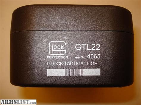 glock 22 laser light armslist for sale glock gtl 22 laser light combo dimmable