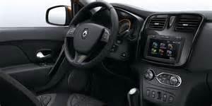 Renault Stepway Interior Motorbit Llegan Los Nuevos Renault Sandero Sandero