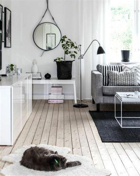 Salon En Gris Et Blanc by Un Salon En Gris Et Blanc C Est Chic Voil 224 82 Photos Qui