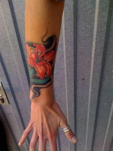 flower tattoo on arm 71 beautiful flower tattoos on arm