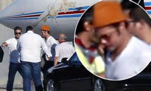 Brad Took Secret Vows by Brad Pitt Touches In Malta To Start Work On By The