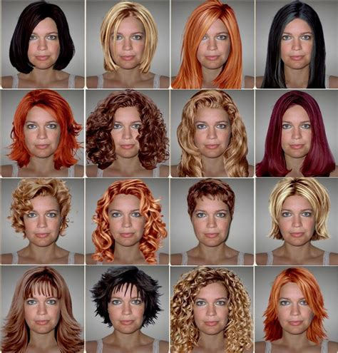 pictures of people who colored their hair with loreal feria b16 brown hair strawberry brown hair color different shades of