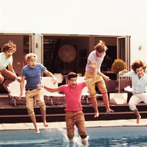 Which Way Do I Jump by Props Post A Pic Of 1d Jumping One Direction Answers