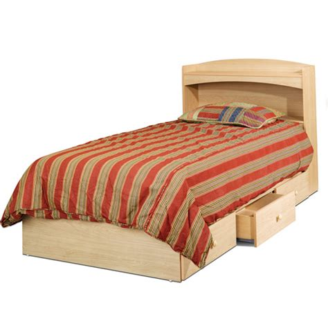 maple twin headboard alegria twin bed and bookcase headboard natural maple