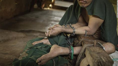 film india mann bahasa indonesia indonesian mentally ill kept shackled in filthy cells cnn