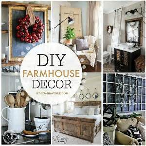 Home Decor Projects Farmhouse Home Decor Ideas The 36th Avenue