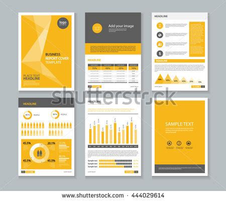 graphic design company profile template company profile stock images royalty free images