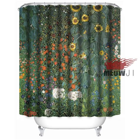 plant curtains online get cheap plant shower curtain aliexpress com
