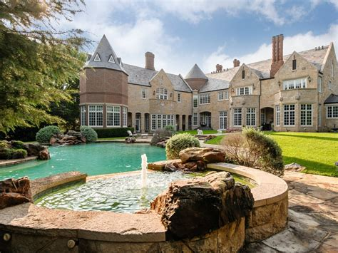 inwood house slideshow most recognizable house on inwood road commands castle worthy price culturemap dallas