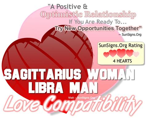 libra woman in bed sagittarius woman and libra man a positive and
