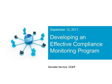 Mba Health Care Compliance Linkedin by 207 Developing An Effective Compliance Monitoring