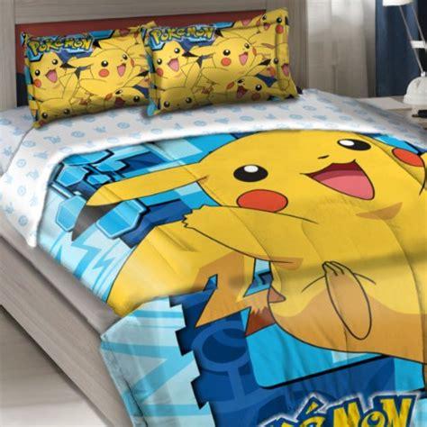 pokemon bed fun pokemon bedding for kids