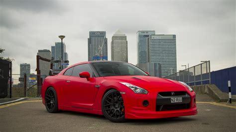 red nissan car skyline gtr r35 wallpaper wallpapersafari
