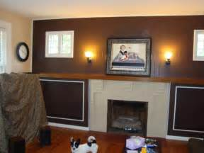Accent Wall Living Room Living Room