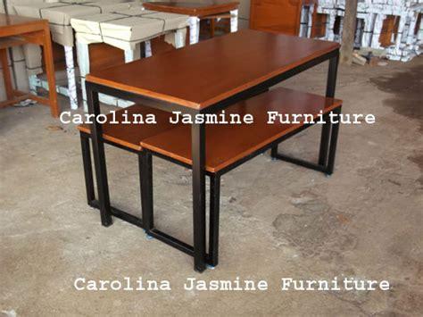 Orbitrend Meja Makan Lipat Meja Cafe Lipat Folding Table meja cafe dan meja rumah makan