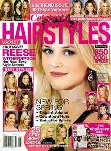 Hairstyle Magazines by New Hair Hairstyle Magazines
