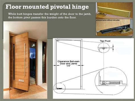 Pivot Door Hinges by Pivot Door Hinges Images