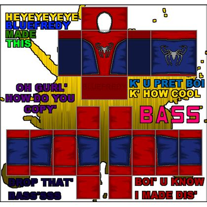 Cool Box Templates by Cool Box Templates Shirt Template Roblox Rad
