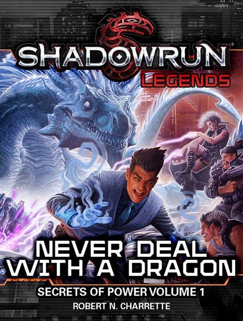 never deal with a shadownrun vol 1 robert n shadowrun legends never deal with a secrets of