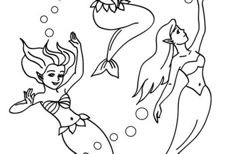 dibujos para colorear de barbie sirena y su delf n dibujos para colorear de barbie sirena y su delf 237 n