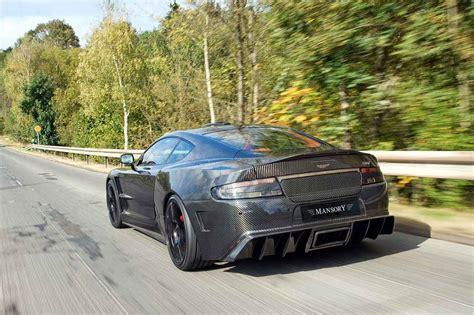 mansory aston martin photo exterieur aston martin cyrus mansory et photo