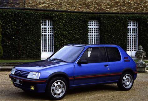 peugeot gti 1980 70 er og 80 er biler er kommet i h 248 j kurs biler livsstil