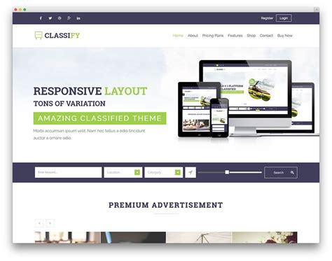 newspaper theme help top 10 responsive wordpress classifieds directory theme