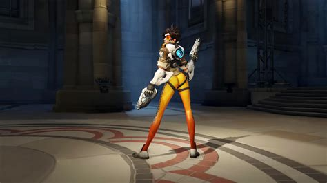 ps4 booty themes tracer overwatch 2016 wallpapers hd wallpapers id 17742