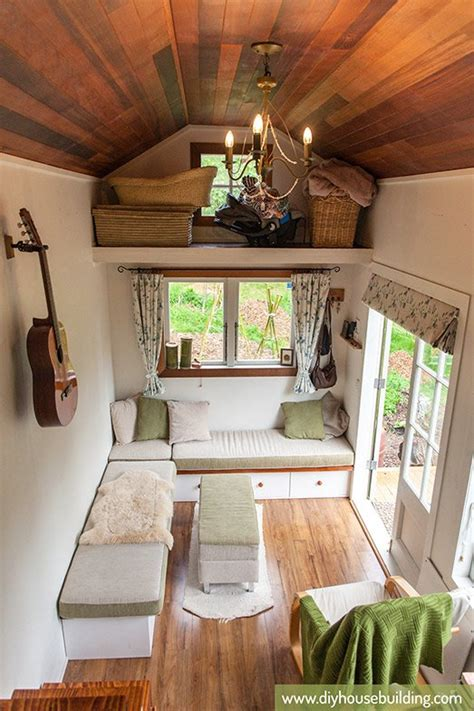 tiny house seating tiny house floor plan tiny house design tiny house big