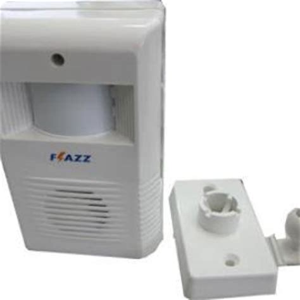 Sensor Tamu bel alarm tamu dengan salam lengkap sensor sinar dan